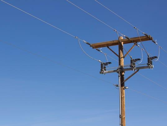 #stock Electricity Stock Photo