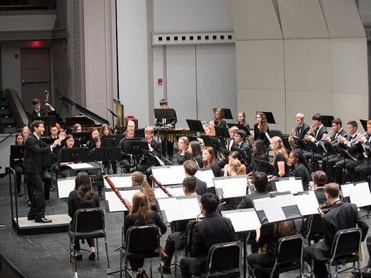 The Cornell Wind Symphony will perform its first concert