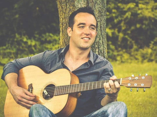 Austin MacRae will be among the performers Friday at the Trumansburg Conservatory.