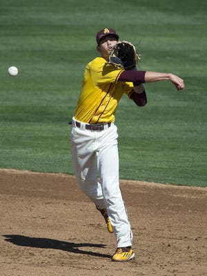 ASU second baseman Andrew Snow had three hits and drove in two runs Sunday in a 5-1 win over Xavier.