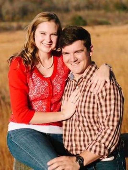Engagements: Anna Comer & Thomas Arrington