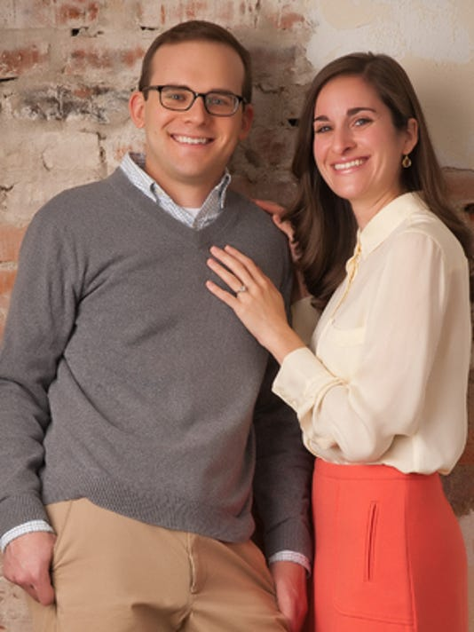 Engagements: Ashley Boustany & Andy Schade
