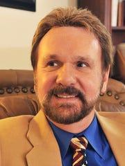 Melbourne psychologist Scott Fairchild