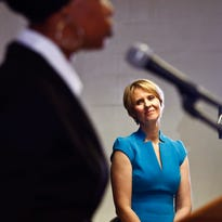 Cynthia Nixon: 5 issues she's using against Andrew Cuomo