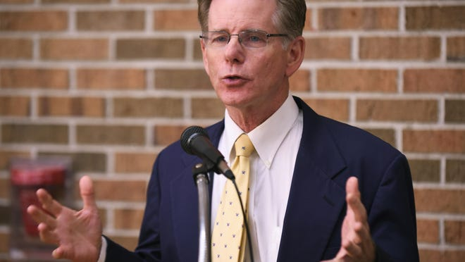 Detroit Public Schools interim emergency manager Steven Rhodes will meet with the district's elected school board at 9 a.m. Wednesday. It will be held at the Frederick Douglass Academy for Young Men, 2001 W. Warren.