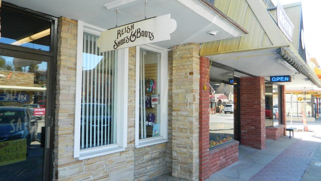Branson's Reish Shoes & Boots will close by year's end, said owner Joe Reish. The store has been located in downtown Branson since 1934.