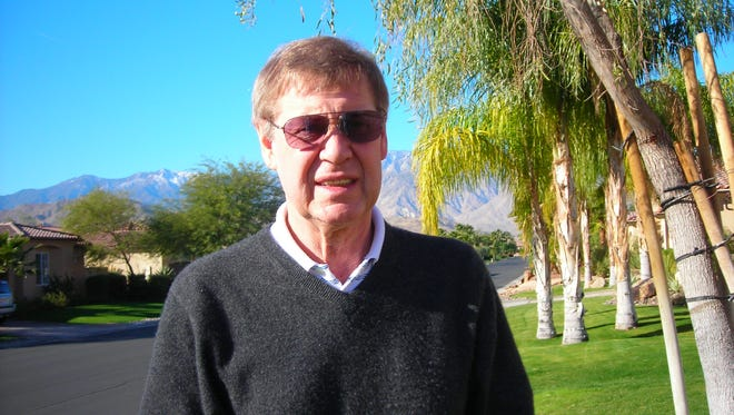 Jeff Morgan, chairman of the Tahquitz Group of the Sierra Club