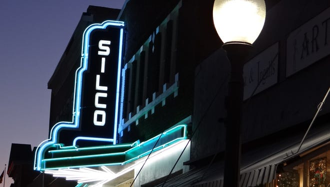 The Silco Theater is expected to be open for business by January.