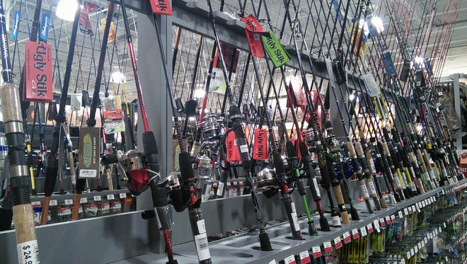 There's no shortage of fishing gear available for your outdoorsman.