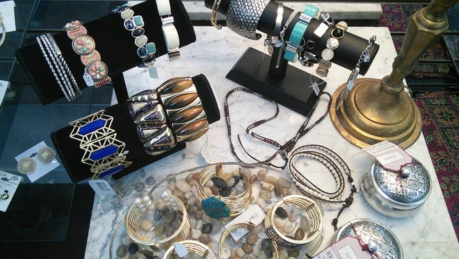 Rogate's Boutique offers a variety of styles in costume jewelry.