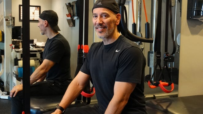 "'If you feed the body the right exercises, you can change the body's improper and long-held end-grams,'"" said Frank Santana, certified personal trainer and owner of Fit Image in Gladstone."