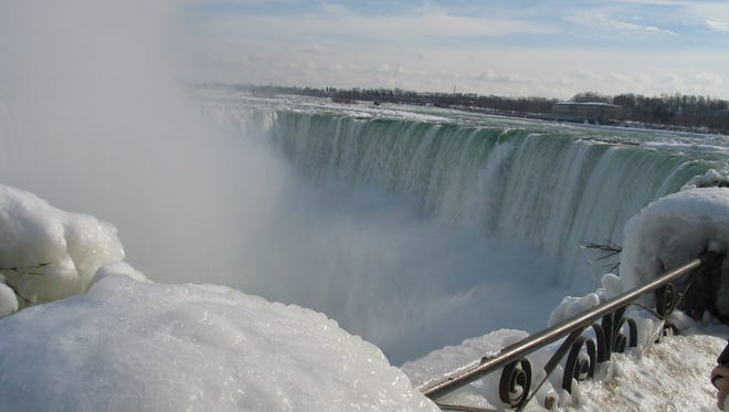 Canada's Niagara Falls is one of the nation's most amazing sights.