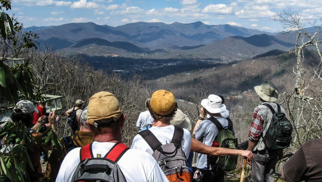 The Swannanoa Valley Museum & History Center will hold interest meetings  about its annual Rim Hike Series and Valley History Explorer Series.