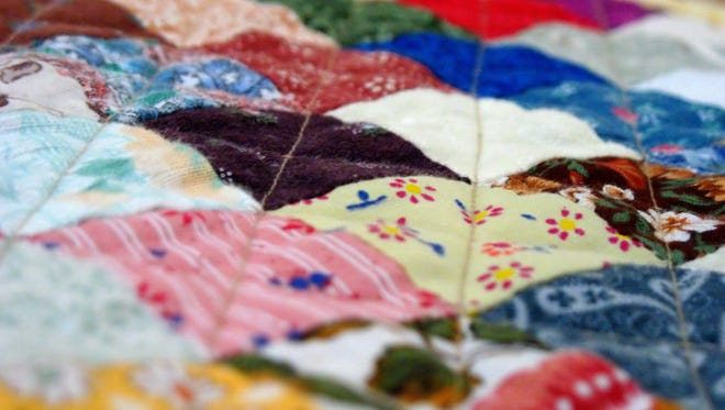 The Red River Quilters Guild meets Monday at Allendale Baptist Church.