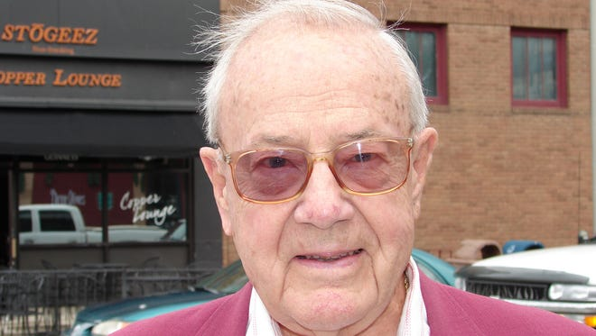 Larry Ritz in 2009.