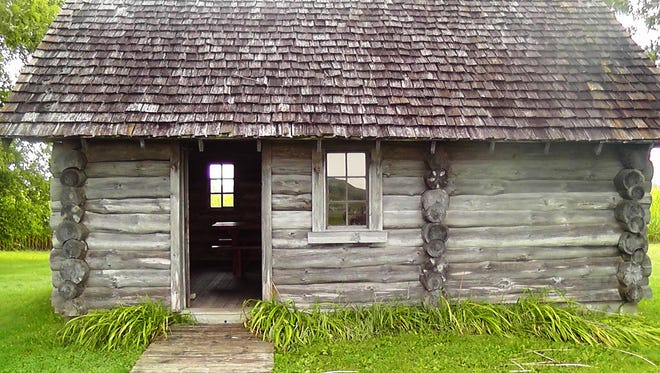 Outside of Pepin, visitors can explore a replica of the family cabin where young Laura Ingalls Wilder grew up.