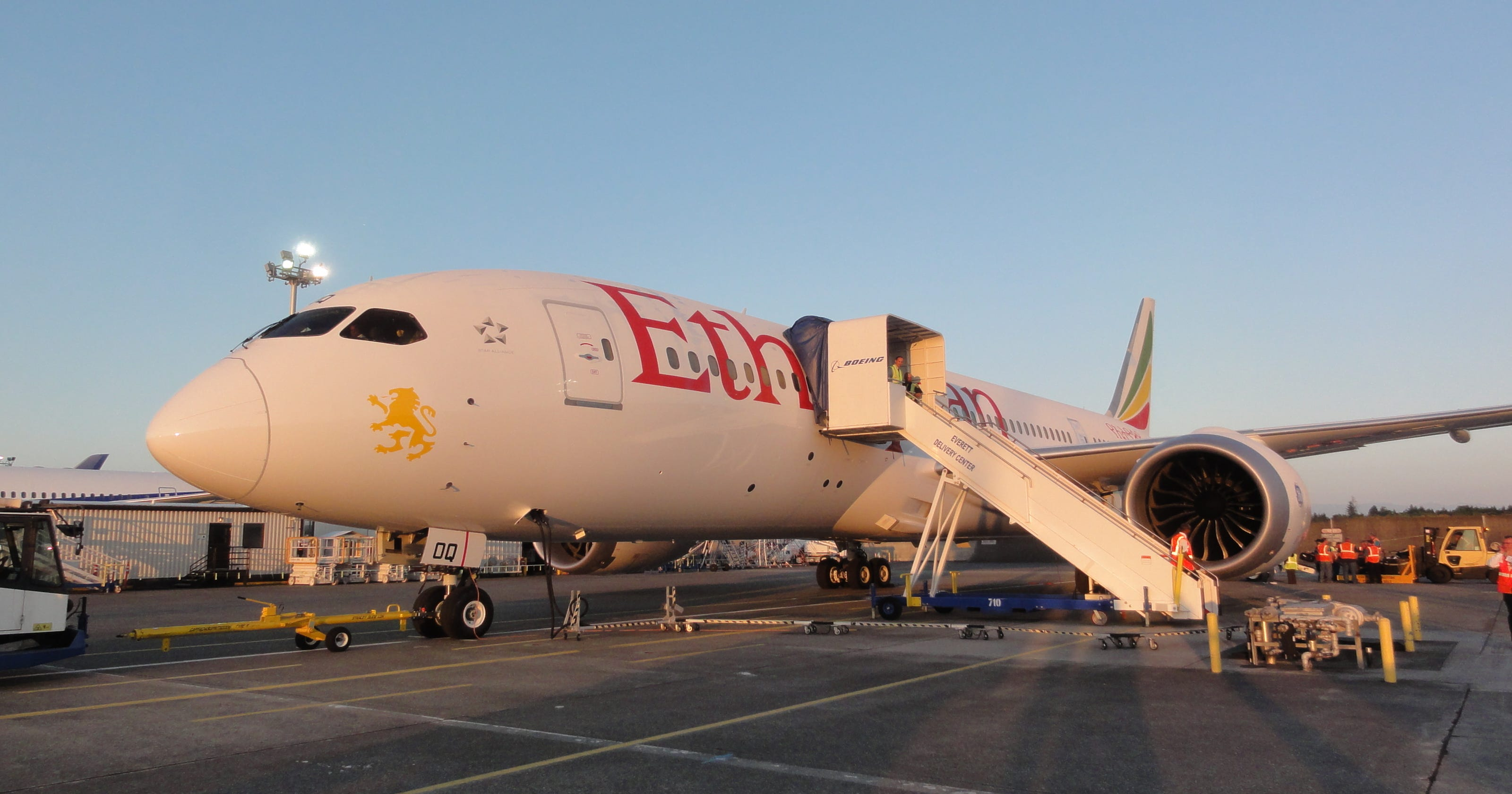 Ethiopian Air plans flights from L.A. to Dublin, Addis Ababa