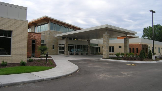The Bellin Health Oconto Hospital is one of the critical access hospitals targeted for cuts.