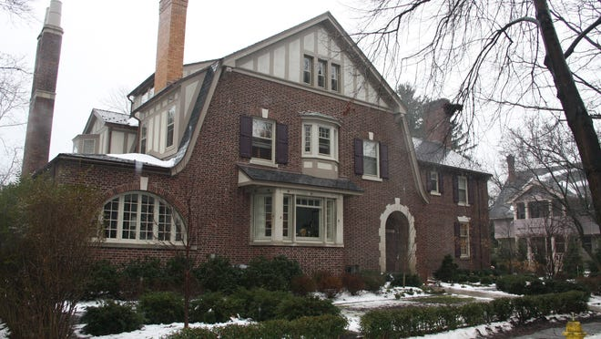 The house at 40 Hawthorn St. has one of the highest assessments of any one- or two-family residential property in the city of Rochester at more than $1 million.