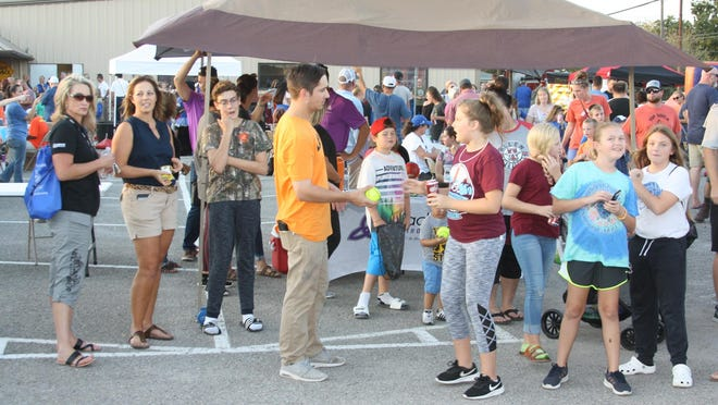 The 2019 National Night Out event in Van Alstyne drew more than 1,000 people. This year's event has been canceled due to the ongoing coronavirus pandemic.