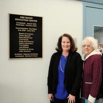 PHOTOS: Naming of Dee Baker Building