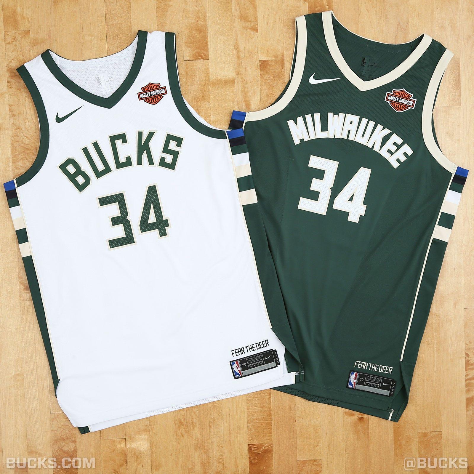 milwaukee bucks jersey