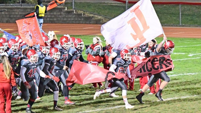 The Lakeland Regional High School football team faces Newton on Friday night at Kean University in the North 1 Group 2 state title game.