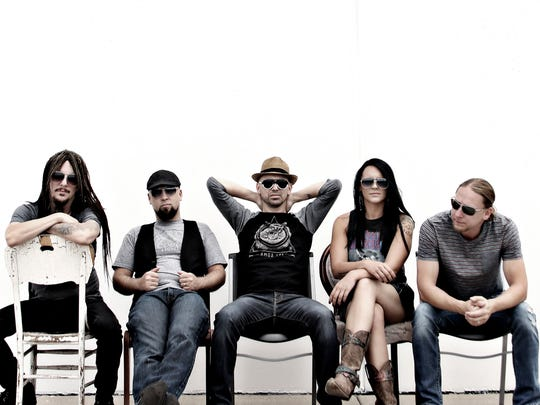 The Dirty Word band will perform at Takin' It to the