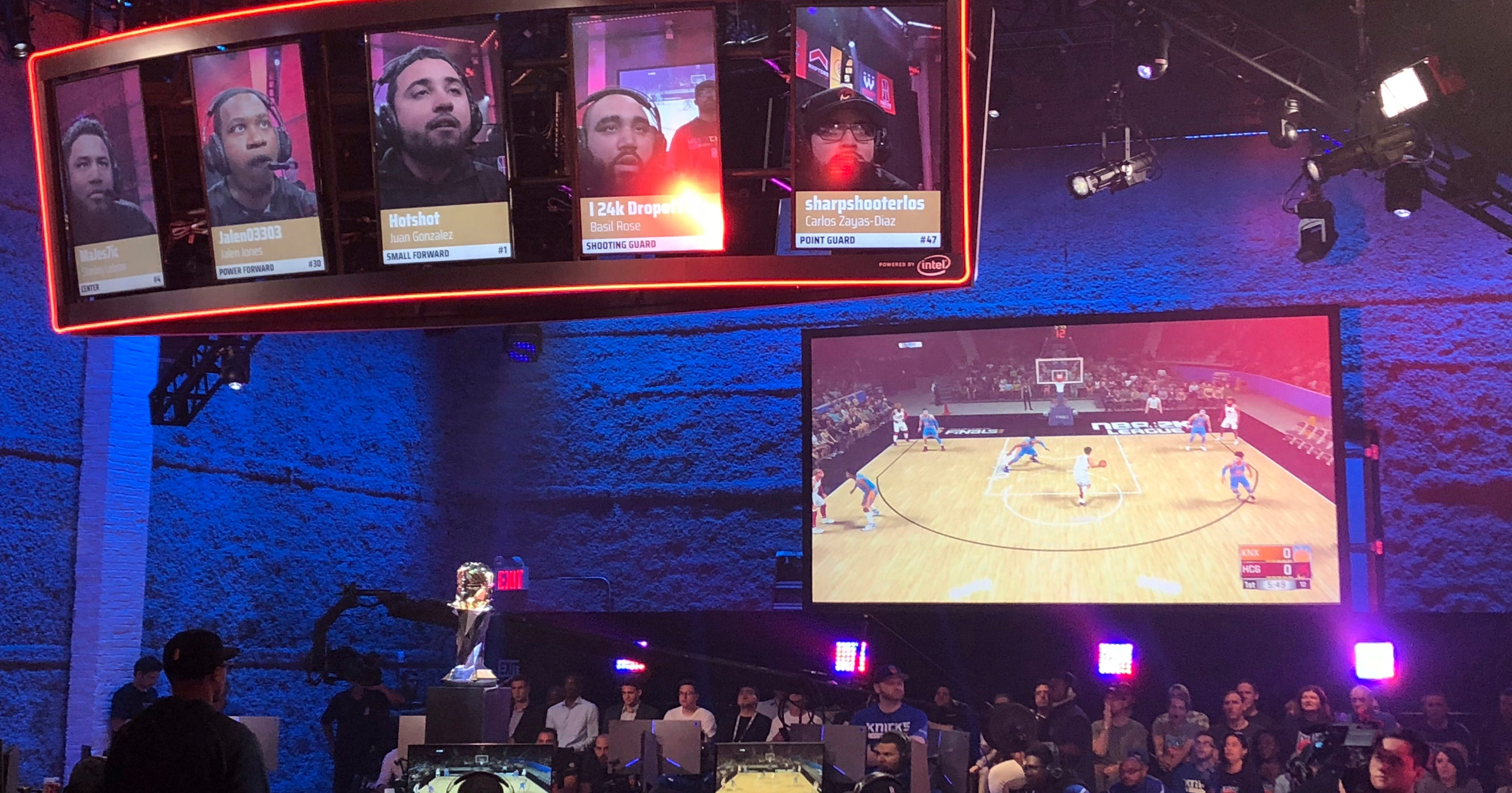 a532e5325016 NBA 2K League has a champ in New York and plans around globe