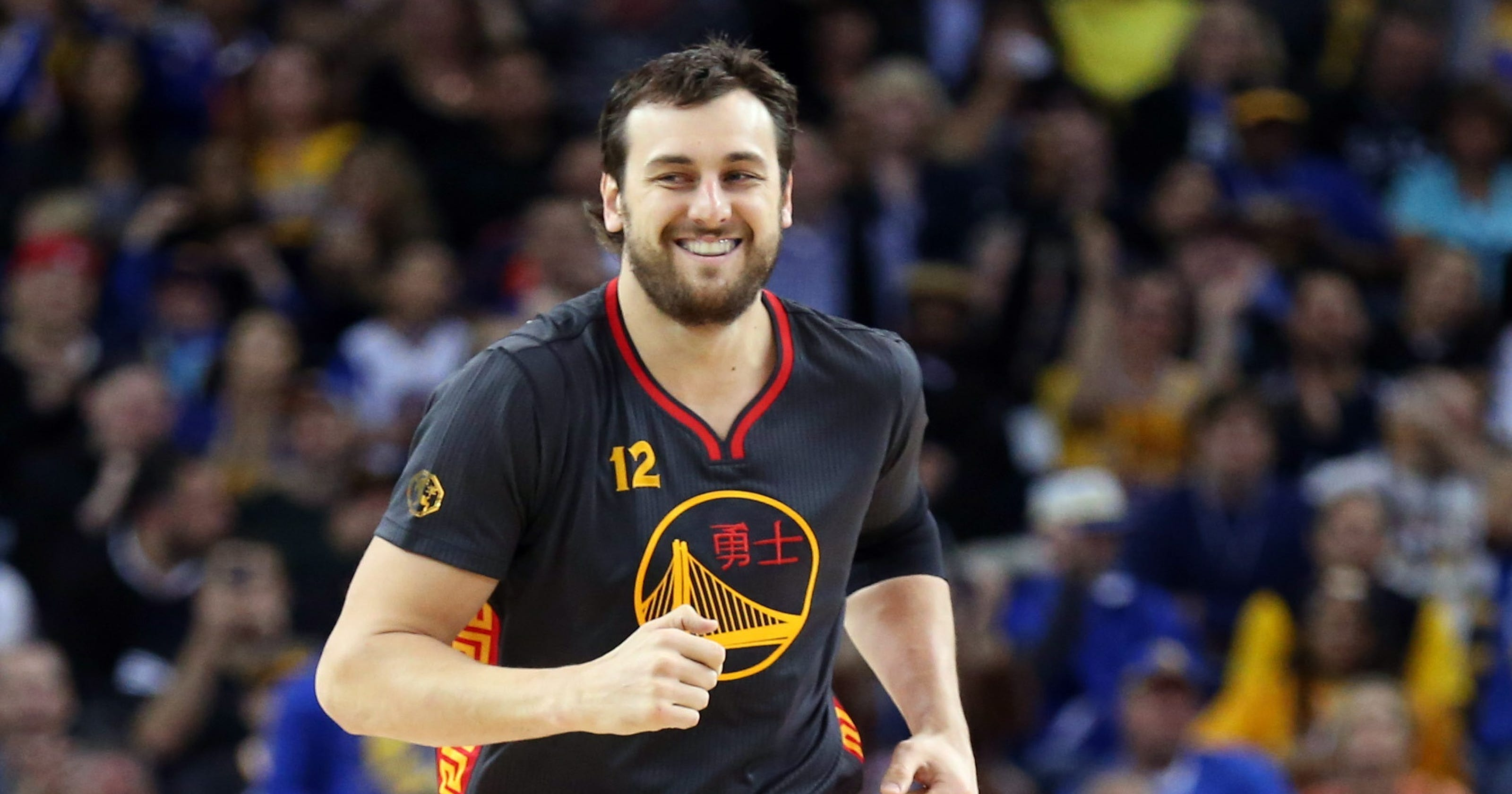 a54a8d4176b6 Andrew Bogut played a key role in the Warriors  rise