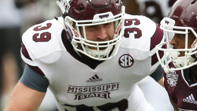 Mississippi State's Richie Brown was selected preseason All-SEC by the coaches on Thursday.