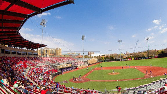 Delaware will face a large and enthusiast home crowd against Texas Tech at Rip Griffin Park.