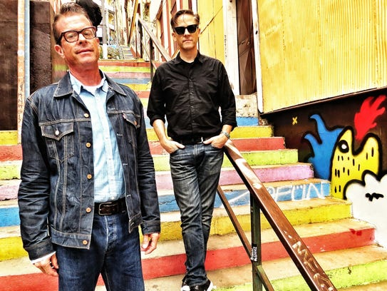 Calexico play Woodward Theater in Over-the-Rhine in