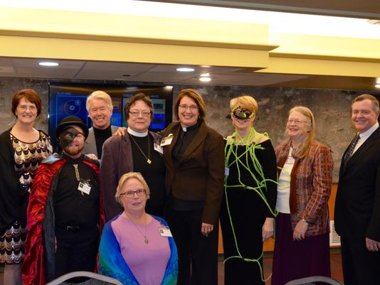 PP event clergy group