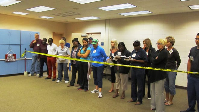 Applications are being taken for the next Fort Myers Citizen Police Academy.