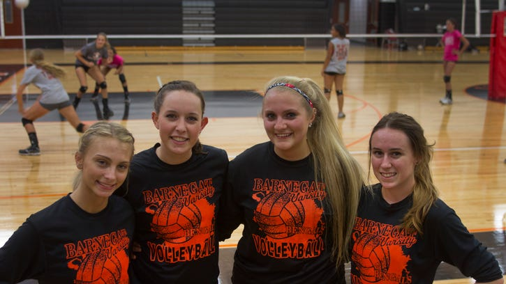 Girls Volleyball Preview: Barnegat captains ready to step up