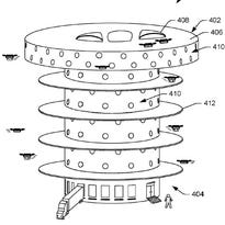 Amazon considers multi-story hives for its busy drones