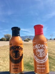 "Smokin' T's has two flavors of its product: ""Original"""