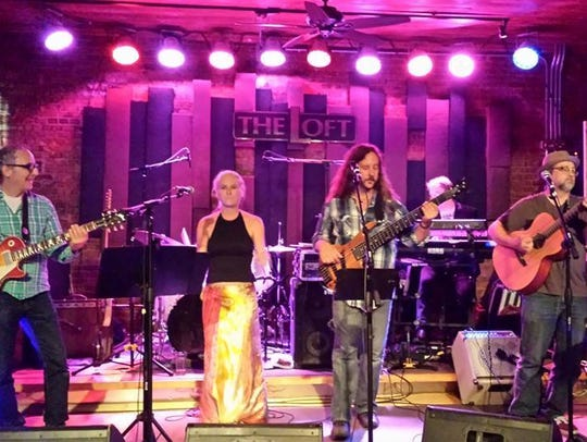 The Stolen Faces, a Grateful Dead tribute band, will