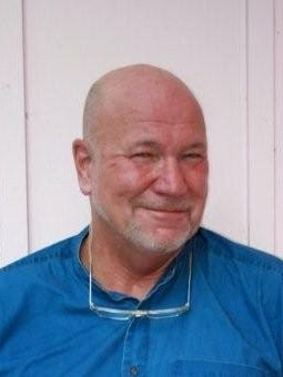 """Randy Wayne White will introduce his 24th Doc Ford novel, """"Mangrove Lightning"""" at the Cape Canaveral Public Library. Photo courtesy of Wendy Webb"""