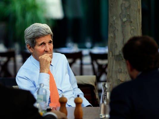 AP IRAN NUCLEAR TALKS I AUS