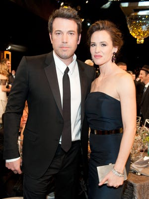 Ben Affleck and Jennifer Garner announced plans to divorce on Tuesday after 10 years of marriage.
