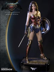 Everybody needs a 40-inch-tall Wonder Woman!