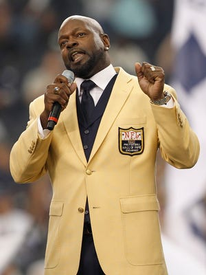 Emmitt Smith, the former Dallas Cowboys running back and 2010 NFL Hall of Fame inductee, will be the 2016 keynote speaker for the annual benefit of the Medical Foundation of Marion & Polk Counties.