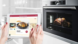 Bosch ovens can now be controlled from the Drop recipe app.