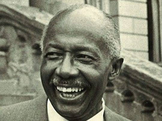 Richard Austin, the first black man elected to statewide