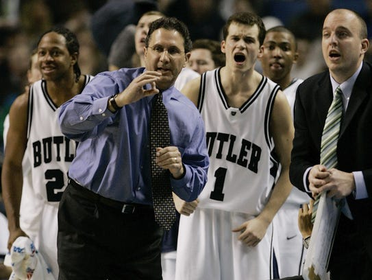 Former Butler coach Todd Lickliter was the 2007 NABC Coach of the Year.