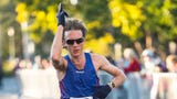 Parker Stinson of Boulder, Colorado, won the Naples Daily News Half Marathon on Sunday, Jan. 14, 2018. He finished in 1 hour, 3 minutes, 34.3 seconds, more than three minutes ahead of second place.