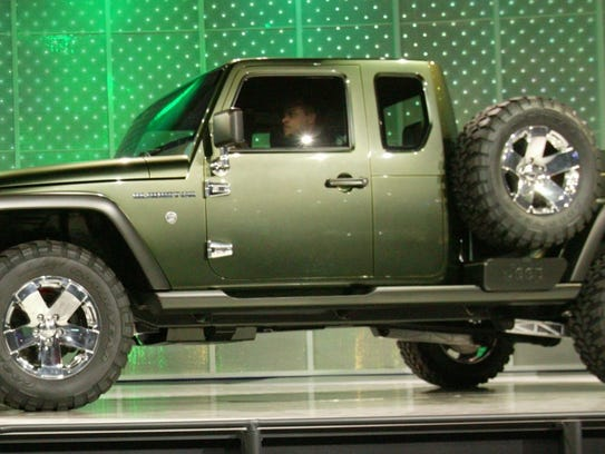 Past Jeep Concepts May Provide Clues About Future Wrangler
