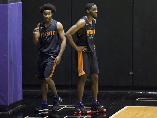 NBA draft prospect